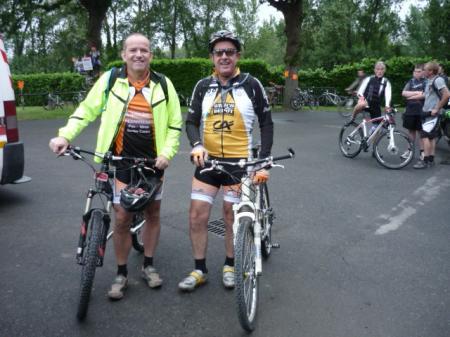 Rando VTT Laroin - 10 juin 2012